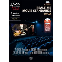 Realtime Movie Standards für Gitarre