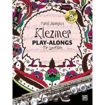 Klezmer Play-Alongs für Querflöte