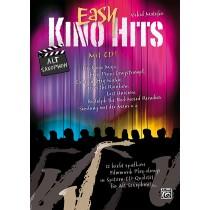 Easy Kino Hits für Alt Saxophon