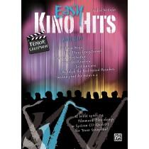 Easy Kino Hits für Tenor Saxophon