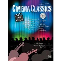 Cinema Classics for Violin