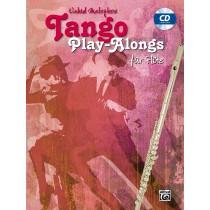Vahid Matejkos Tango Play-alongs für Flöte