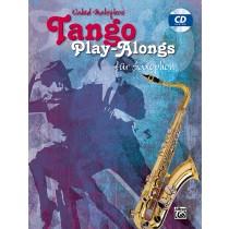 Vahid Matejkos Tango Play-alongs für Saxophon