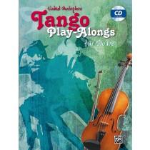 Vahid Matejkos Tango Play-alongs für Violine