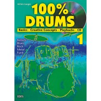100 % Drums Band 1