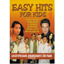 Easy Hits for Kids Band 1