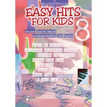 Easy Hits for Kids Band 8