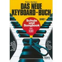 Das neue Keyboardbuch mit CD Band 1