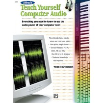 Alfred's Teach Yourself Computer Audio