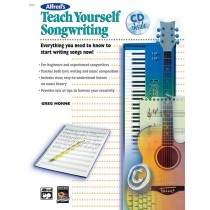 Alfred's Teach Yourself Songwriting