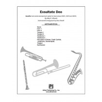 Exsultate Deo SoundPax