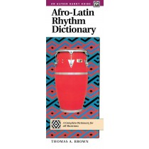 Afro-Latin Rhythm Dictionary