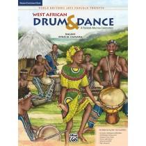 World Rhythms! Arts Program Presents West African Drum & Dance