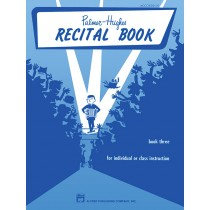 Palmer-Hughes Accordion Course Recital Book, Book 3