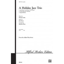 A Holiday Jazz Trio SSAA