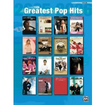 2005--2006 Greatest Pop Hits for Strings