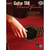 Basix® Guitar TAB Classical Favorites