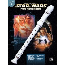 Star Wars® for Recorder, Selections from