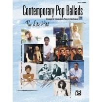 Contemporary Pop Ballads