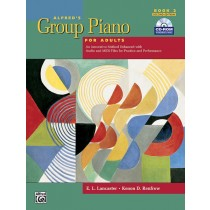 Alfred's Group Piano for Adults: Student Book 2 (2nd Edition)