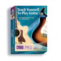 Alfred's Teach Yourself to Play Guitar: ChordXpress