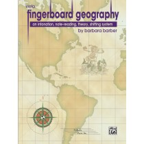 Fingerboard Geography for Viola, Volume 1
