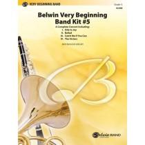 Belwin Very Beginning Band Kit #5