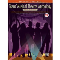 Broadway Presents! Teens' Musical Theatre Anthology: Female Edition