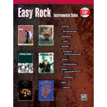 Easy Rock Instrumental Solos, Level 1 for Strings