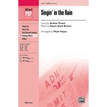 Singin In The Rain SATB