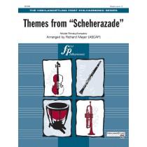 Themes from Scheherazade