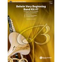 Belwin Very Beginning Band Kit #7