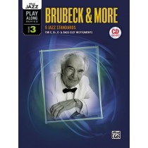 Alfred Jazz Play-Along Series, Vol. 3: Brubeck & More