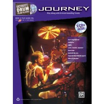 Ultimate Drum Play-Along: Journey