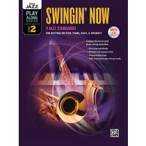 Alfred Jazz Play-Along Series, Vol. 2: Swingin' Now