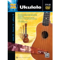 Alfred's MAX™ Ukulele Method