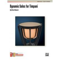 Dynamic Solos for Timpani