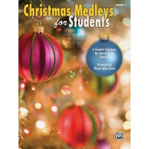 Christmas Medleys for Students, Book 3