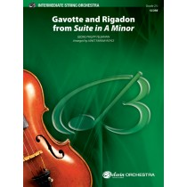 """Gavotte"" and ""Rigadon"" from Suite in A Minor"