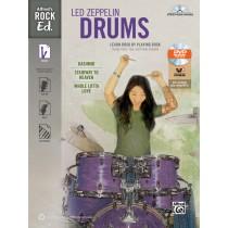 Alfred's Rock Ed.: Led Zeppelin Drums