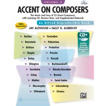 Accent on Composers, Volume 2