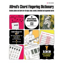Alfred's Chord Fingering Dictionary