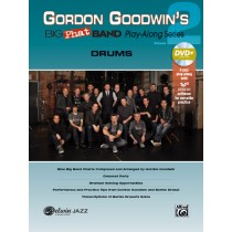 Gordon Goodwin's Big Phat Band Play-Along Series: Drums, Volume 2