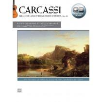 Carcassi: Melodic and Progressive Etudes, Opus 60