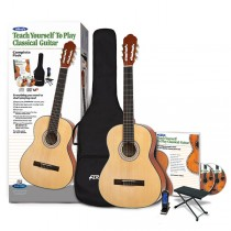 Alfred's Teach Yourself to Play Classical Guitar, Complete Pack