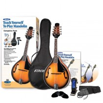 Alfred's Teach Yourself to Play Mandolin, Complete Pack