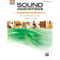 Sound Innovations for Elementary Class Guitar