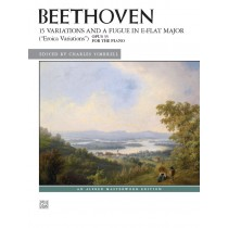 "Beethoven: 15 Variations and a Fugue in E-flat Major (""Eroica Variations""), Opus 35"