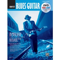 The Complete Blues Guitar Method: Complete Edition (Second Edition)