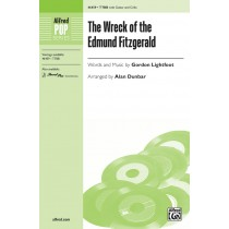 Wreck Of The Edmund Fitzgerald TTBB